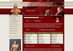 Sex Paysite Central.NET
